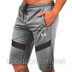Мужские спортивные шорты Under Ar до колена