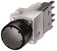 Кнопочный выключатель с подсветкой SIEMENS 3SB2226-0AH01