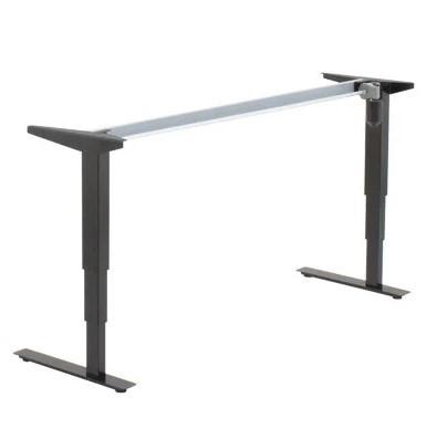 Електричний стіл з регулюванням висоти ConSet 501-37-7S Black