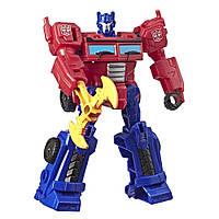 Трансформер Hasbro Transformers Кибервселенная Optimus Prime 10см (E1883-E4784), фото 1