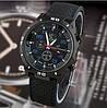 Street Racer GT Мужские часы   Черные с синим