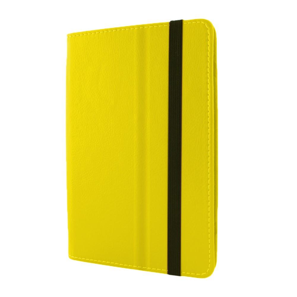 Сумка книжка универсальная для планшетов Ultra 8 дюймов Yellow