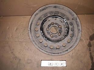 №85 Б/у диск R15  5x112  ET37  DIA 66.6 для Mercedes-Benz W202 1993-2001