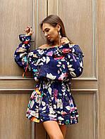 Женское оригинальное платье (2 цвета), фото 1