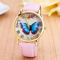 Часы наручные женские Бабочка, фото 1