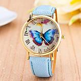 Часы наручные женские Бабочка, фото 4