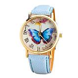 Часы наручные женские Бабочка, фото 6