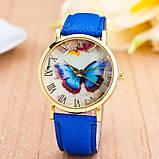 Часы наручные женские Бабочка, фото 5
