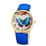 Часы наручные женские Бабочка, фото 7