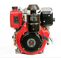 Двигун дизельний Weima WM188FBSE (R) (1800 об/хв, шпонка, 12 л. с. ел.старт, редуктор), фото 1