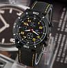 Часы Street Racer GT Черные с желтым