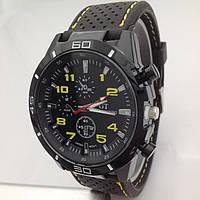 Street Racer GT Мужские часы   Черные с желтым, фото 1