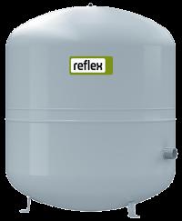 Расширительный бак вертикальный 140L NG серый Reflex 6бар