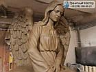 Скульптура ангела з граніту № 58, фото 2