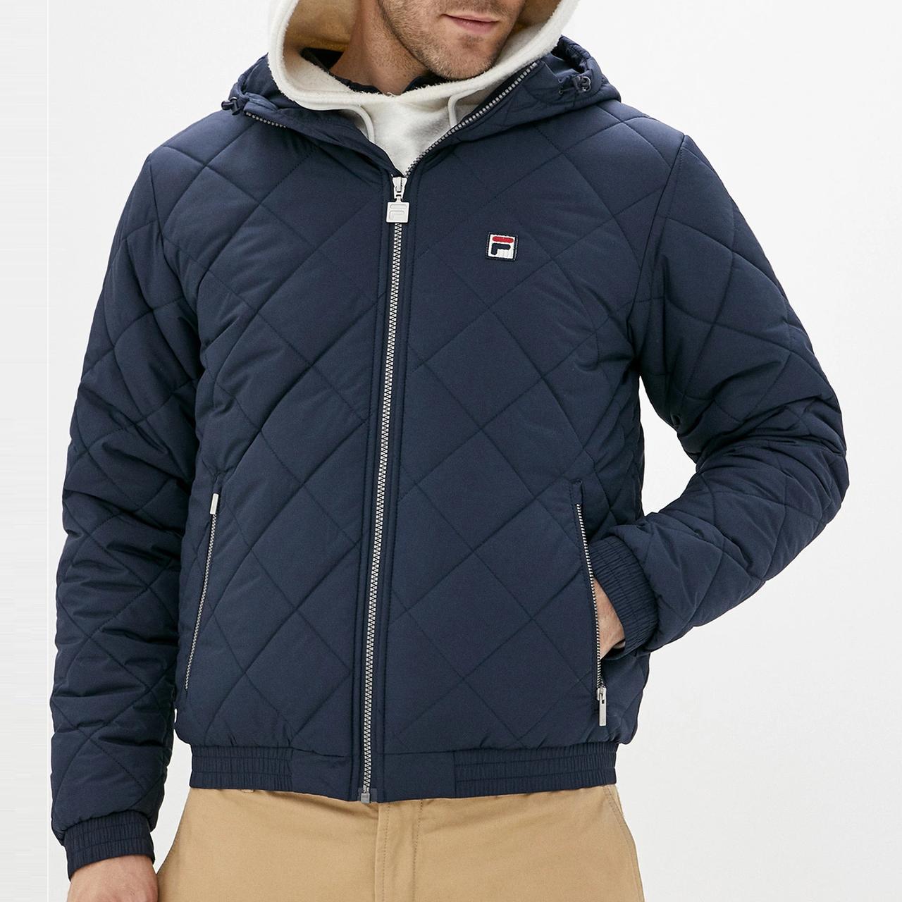 Мужская утепленная куртка Fila