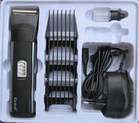 Аккумуляторная машинка для стрижки Kemei KM-2399