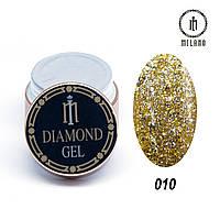 Diamond гель 8g Milano 010