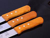Нож для нарезки коржей, хлеба Крупный зубчик