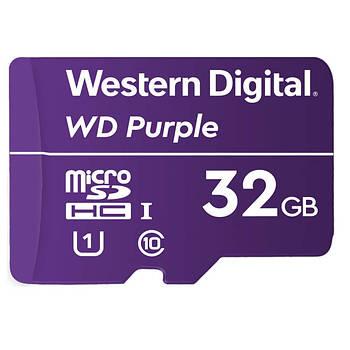 Карта памяти Western Digital 32GB microSDHC class 10 UHS-I (WDD032G1P0A)