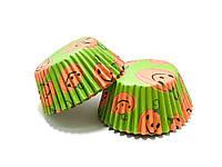 Тарталетки бумажные Хеллоуин 5х3 см 1000 шт