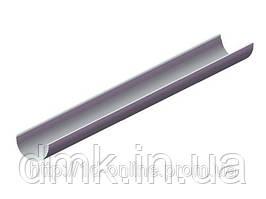 Жолоб водостічної системи Хантер (Hunter) Браво 125 мм білий