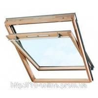 Мансардне вікно Велюкс (VELUX) GZR 3050 , MR04 78x98 см, фото 1