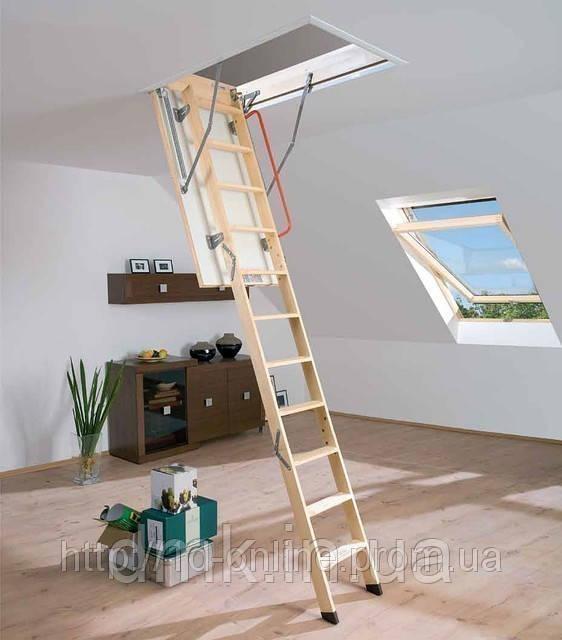 Чердачная лестница Факро (FAKRO) LWK-305 Комфорт 70х130 см