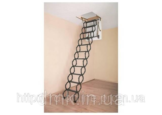 Горищні сходи Факро (Fakro) LST 60х90