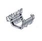 Соединитель желоба водосточной системы Хантер (Hunter) Регент 125 мм белый