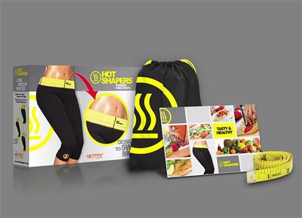 Неопренові шорти для схуднення Hot Shapers оптом