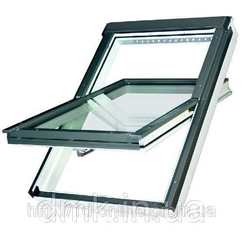 Мансардне вікно Факро (FAKRO) вологостійке FTU-V U3, 66x118 04 см