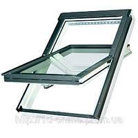 Мансардне вікно Факро (FAKRO) вологостійке FTU-V U3, 66x118 04 см, фото 1