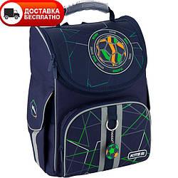 Рюкзак школьный Kite K20-501S-2 каркасный Football