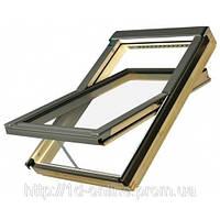 Мансардное окно Факро (FAKRO) FTP-V U3 Elektro, 07  78x140 cм, фото 1