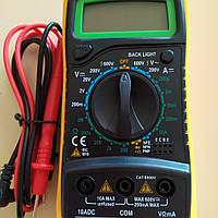 Портативный цифровой мультиметр DT 830L
