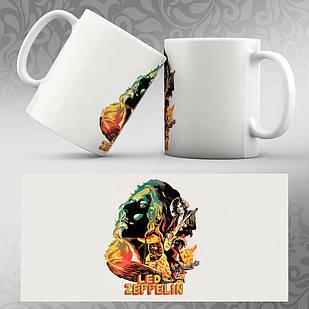 Чашка Led Zeppelin