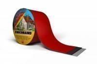 Покрівельна стрічка Никобенд (Nicoband) червона; 10*0,2 м, фото 1