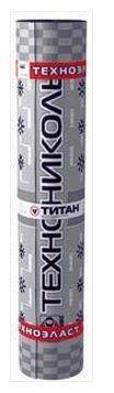 Техноеласт Титан ТОР червоний 5,5 поліестер (10 м. кв/рулон)