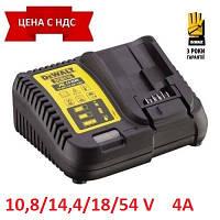 Зар. уст-во DeWALT DCB115 , 4 A, б/а,  0.5 кг, 10.8/14.4 В/18 В/54 В,