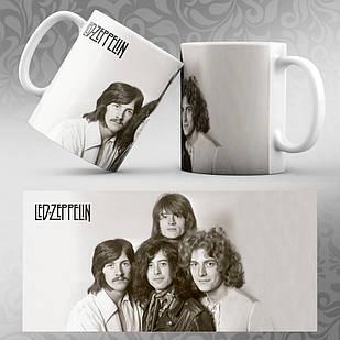 Чашка Led Zeppelin 003