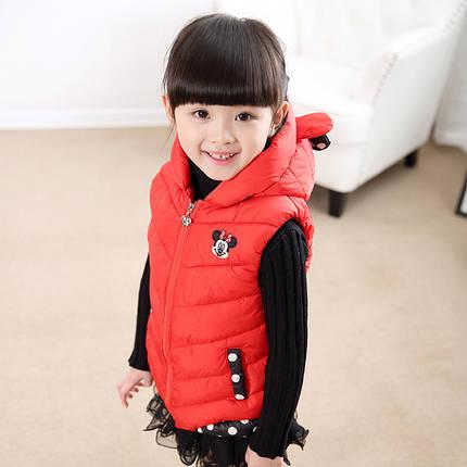 Детская жилетка микки , фото 2