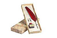 Набір для письма та каліграфії Dallaiti Piu28 червоний