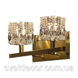 Бра LUSSOLE LSA-7901-02 Palinuro настенный светильник золото