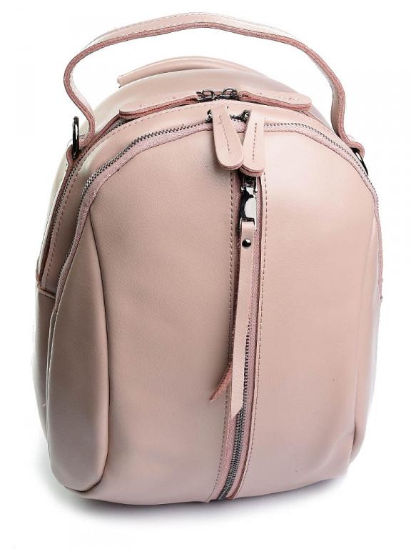 Сумка-рюкзак из Натуральной Кожи!