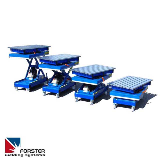 Специальные сварочные столы
