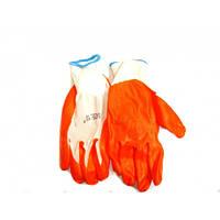 Перчатки с прорезиненной ладонью Size 10