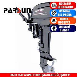 Лодочный мотор Parsun T15 BMS. 2-х тактный. 15л/с; (Мотор для лодки Парсун 15);
