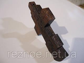 Нательный крест с иконами