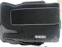 Коврики салона (ворсовые, текстильные) Prestige Lux Subaru forester II (субару форестер 2002-2008)