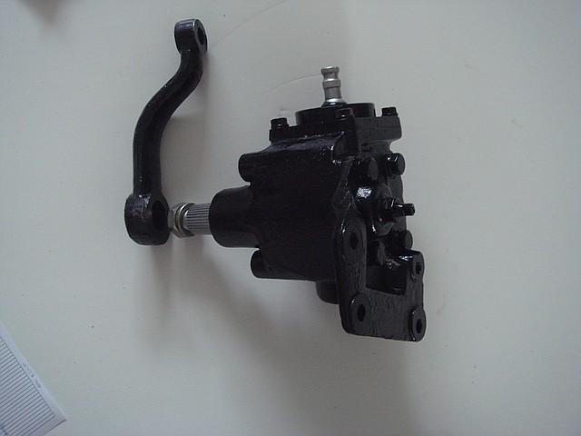 Механизм рулевого управления на FAW 1031